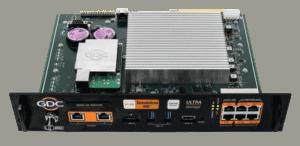 SR-1000 Standalone Integrated Media Block™